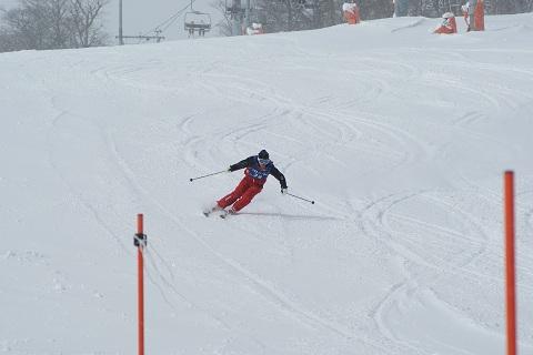 全日本スキー技術選手権宮城県予選