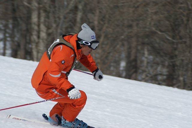 第8回アザレア杯スキー技術選手権大会
