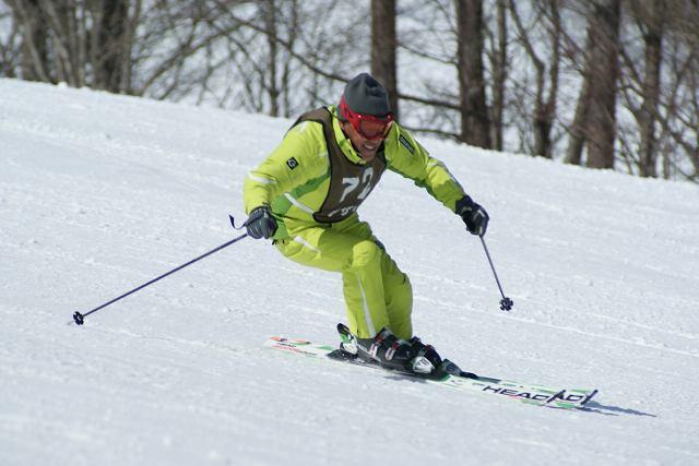 第8回アザレア杯スキー技術選手権大会 その2