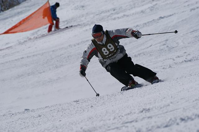 アザレア杯スキー技選