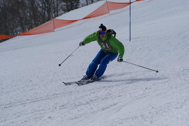 アザレア杯スキー技選・その2