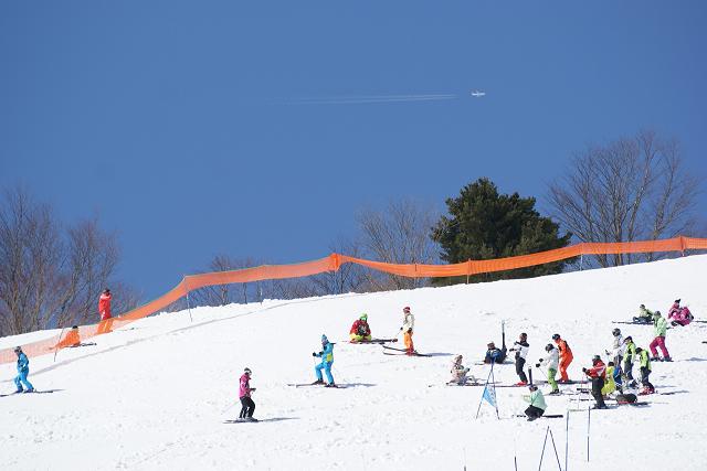 第10回アザレア杯スキー技術選手権大会