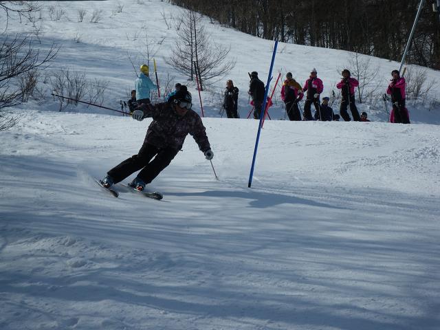 仙台市スキー協会主催・第6回スキー交流