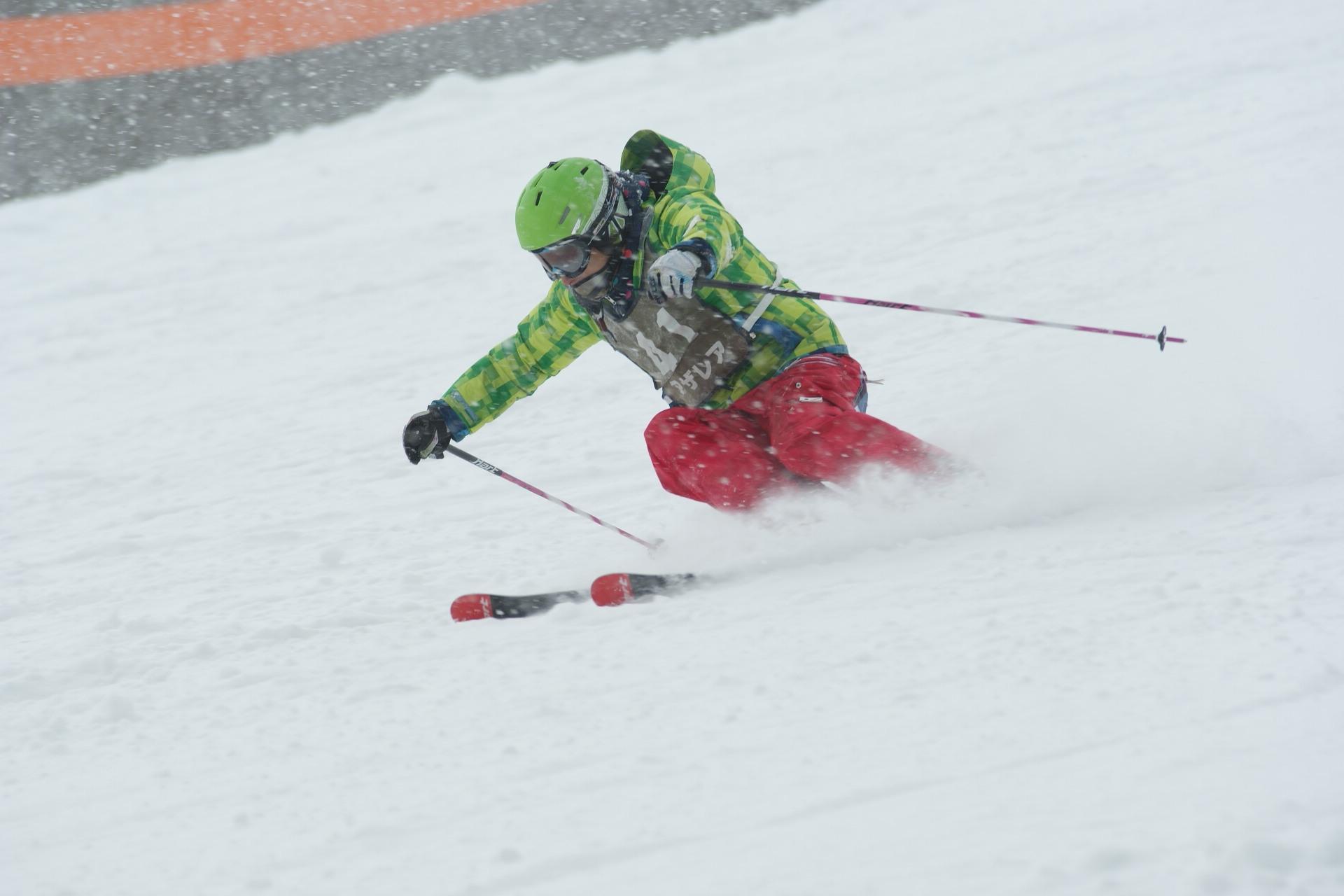 第11回 アザレア杯スキー技術選手権大会(総合滑降)その2
